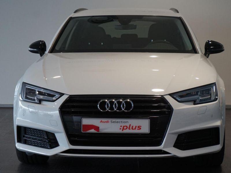 Audi A4 Avant 2.0TDI Black line edition 122