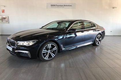 BMW Serie 7 740dA xDrive