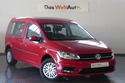 Volkswagen Caddy 2.0TDI Trendline DSG 102