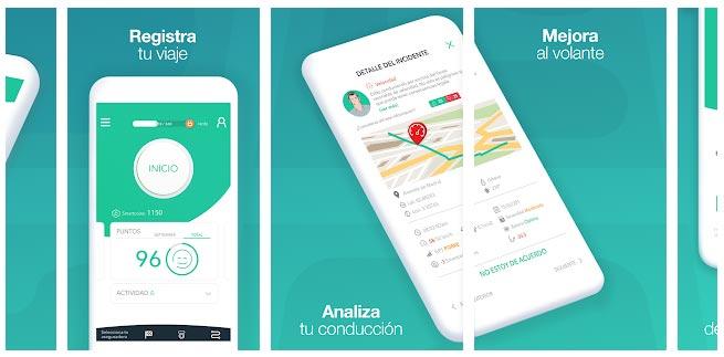App coche Drive Smart