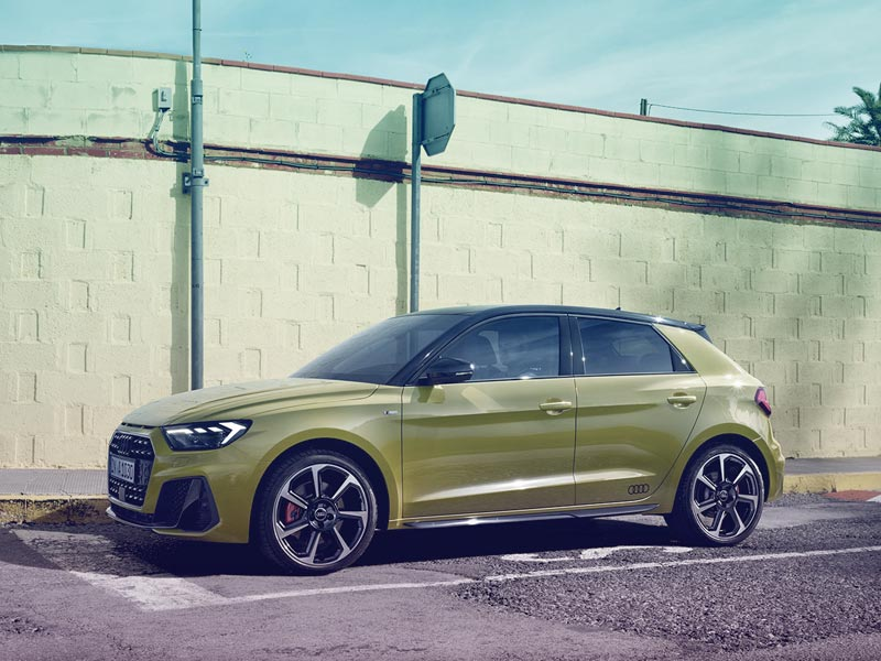 Audi A1 Sportback Segunda Mano