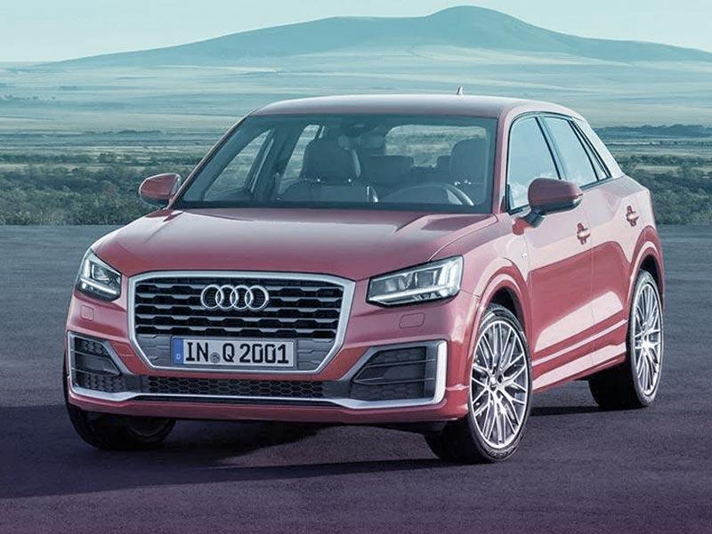 Audi Q2 Automático