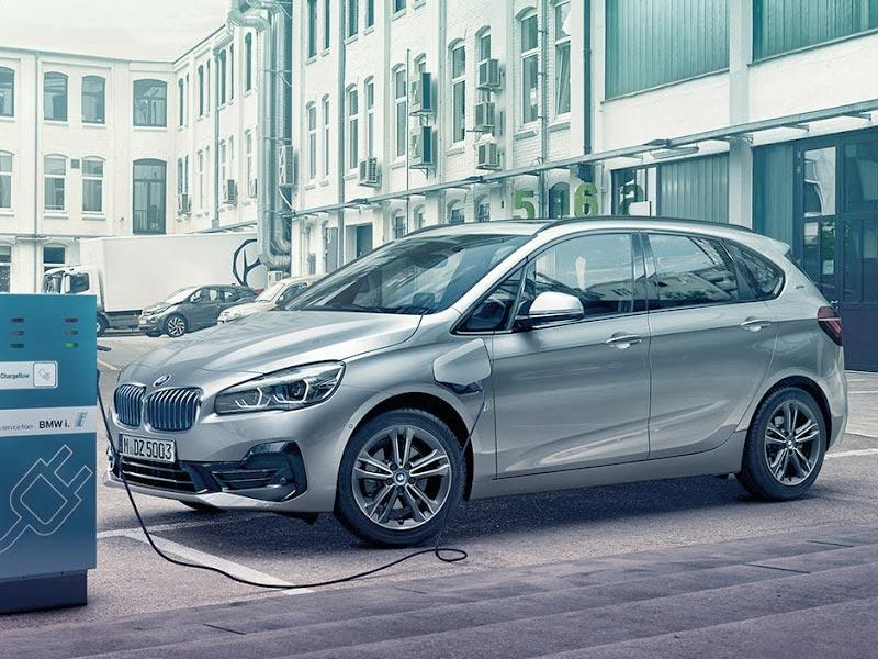 BMW Serie 2 Active Tourer Híbrido de Ocasión