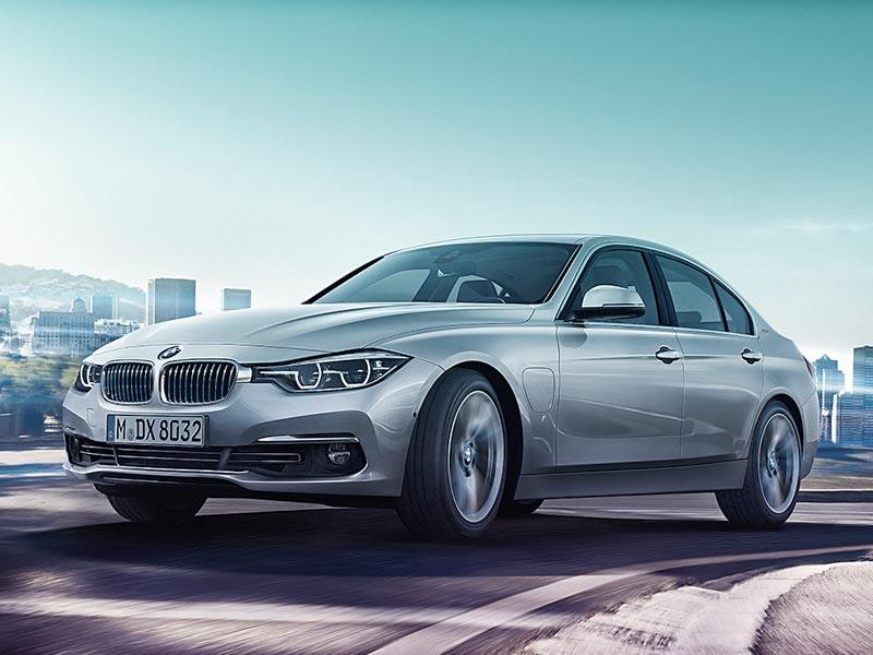 BMW Serie 3 Híbrido de Ocasión
