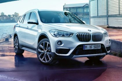 BMW X1 por 288€/mes
