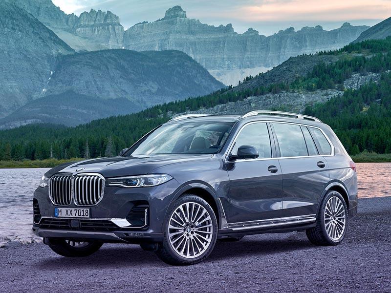BMW X7 Segunda Mano - Coches de 7 plazas de segunda mano