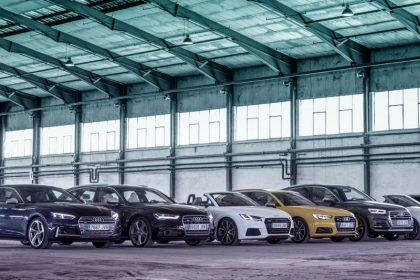 Audi Outlet desde 299€/mes