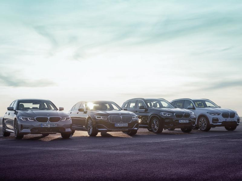 coches BMW de alta gama de segunda mano