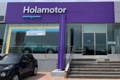 Instalaciones Holamotor en Málaga
