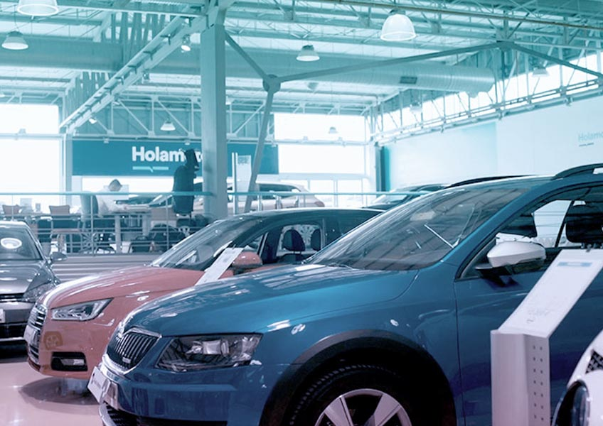 Holamotor - Con la garantía de Grupo Safamotor