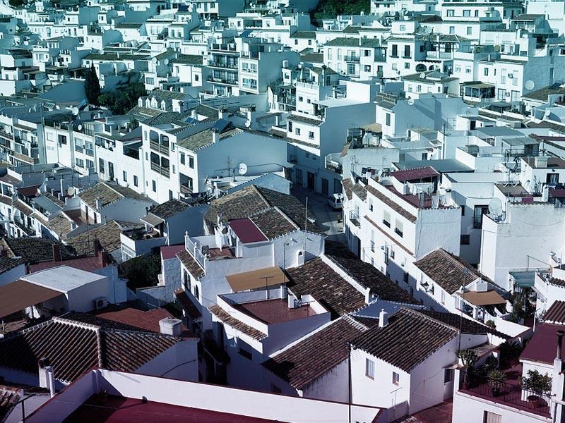 Casas Blancas Mijas Pueblo