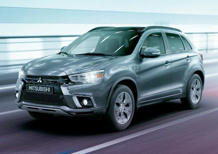 todoterrenos baratos: Mitsubishi ASX Segunda Mano