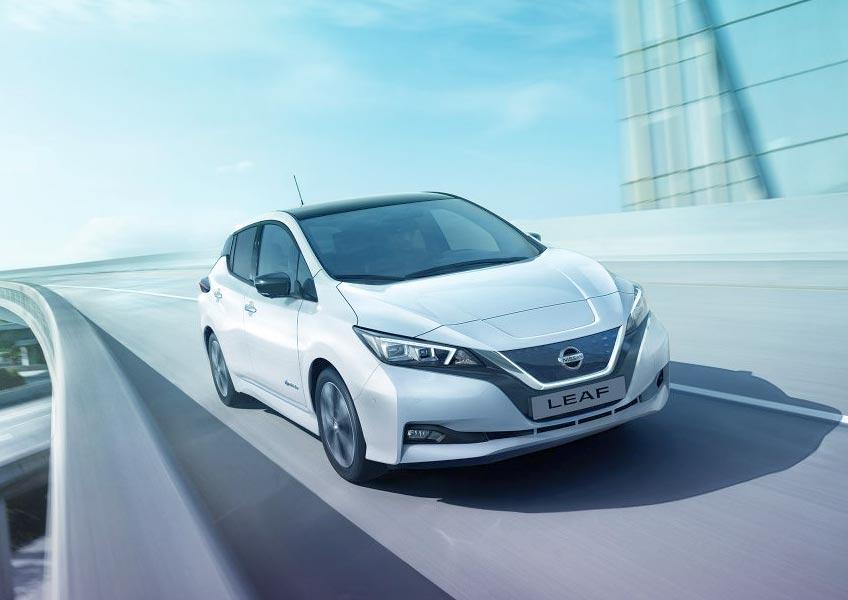 Nissan Leaf Eléctrico de Ocasión