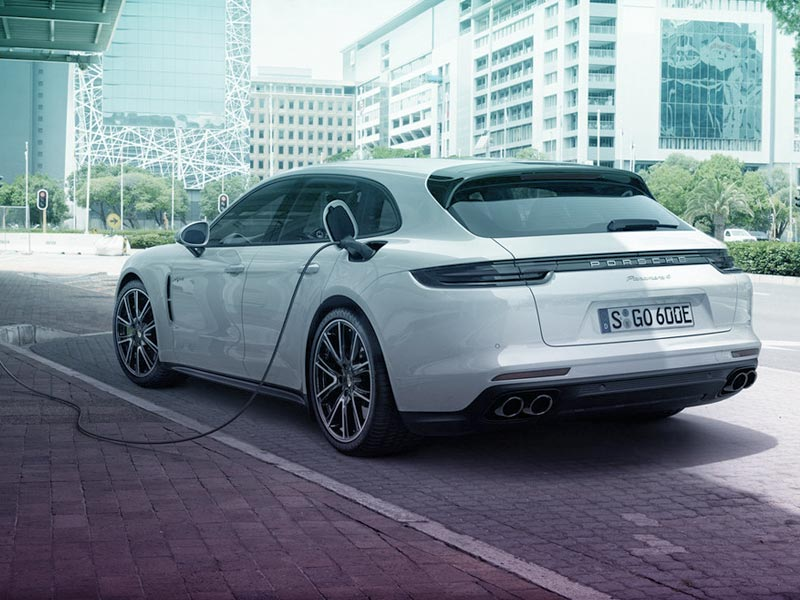 Porsche Panamera e-Hybrid de Ocasión