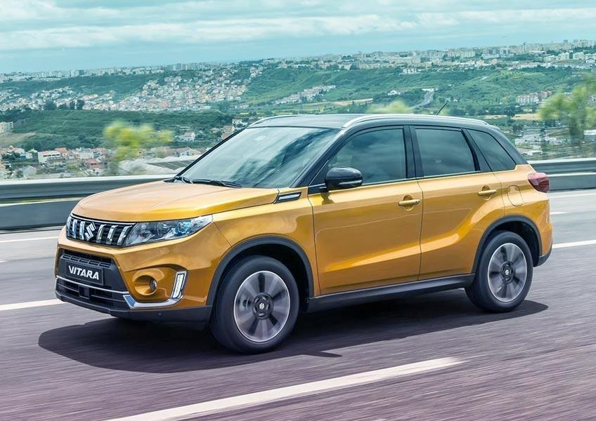 Todoterrenos baratos - Suzuki Vitara Segunda Mano