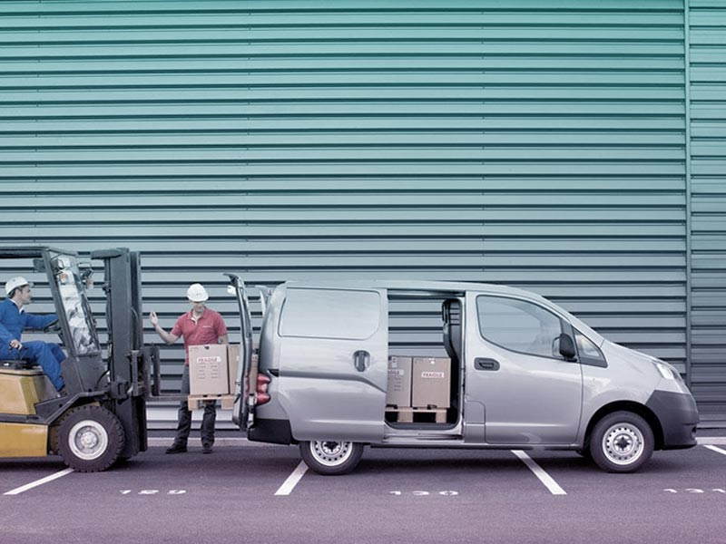 Cómo elegir un vehículo comercial