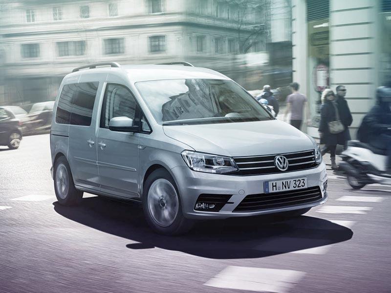 Volkswagen Caddy de Segunda Mano