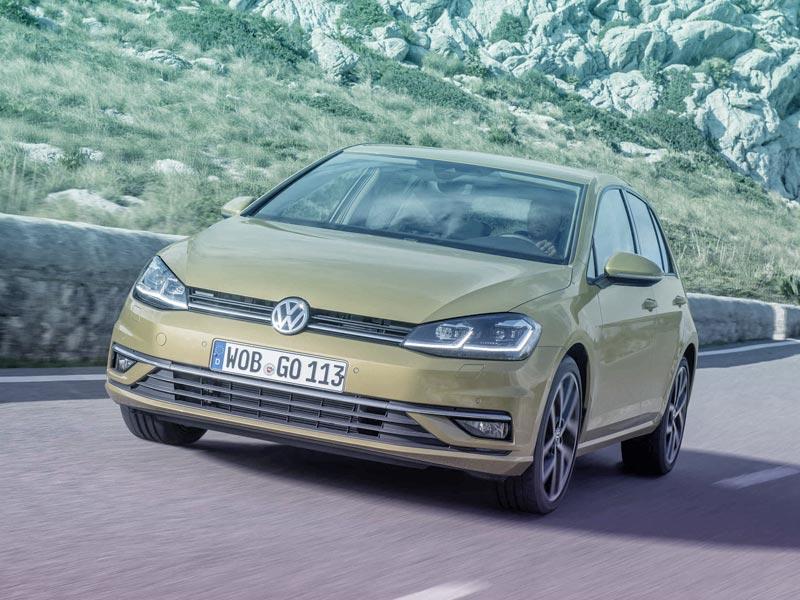 Volkswagen Golf coches Automáticos económicos