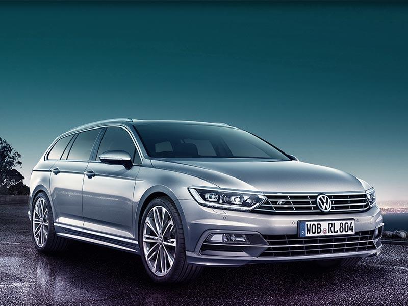 Volkswagen Passat Familiar de Segunda Mano