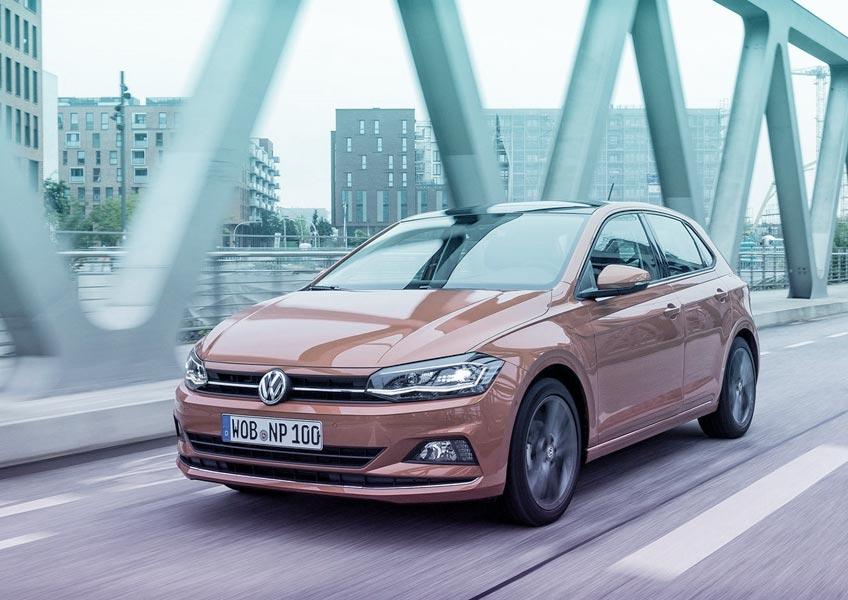 Volkswagen Polo de segunda mano