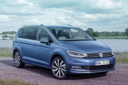 Volkswagen Touran por 15.900€