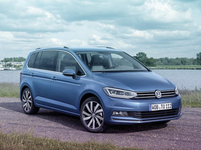Volkswagen Touran Segunda Mano