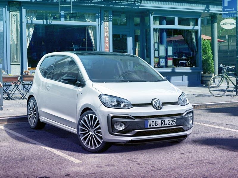 Volkswagen Up! de Segunda Mano